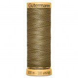 Col.1115 Gutermann Cotton 100m Brownie