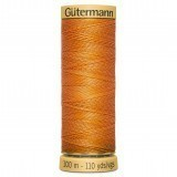 Col.1576 Gutermann Cotton 100m Bright Ginger
