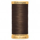 Col.1523 Gutermann Cotton 250m Chocolate Fountain