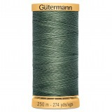 Col.8724 Gutermann Cotton 250m Shamrock