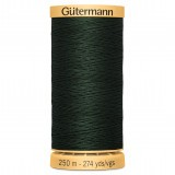 Col.8812 Gutermann Cotton 250m Dark Emerald