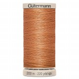 Col.2045 Gutermann Hand Quilt 200m Pale Orange