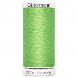 Col.153 Gutermann SA 250m Light Lime Green