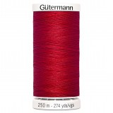 Col.156 Gutermann SA 250m Red