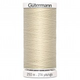 Col.169 Gutermann SA 250m Light Tan