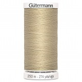 Col.186 Gutermann SA 250m Blonde
