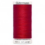 Col.156 Gutermann SA 500m Red