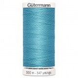 Col.714 Gutermann SA 500m Medium Turquoise