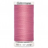 Col.889 Gutermann SA 500m Girly Pink