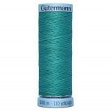 Col.107 Gutermann Silk 100m Sea