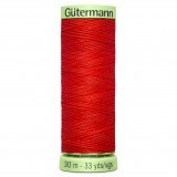 Col.364 Gutermann TopStitch 30m Red