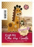 Felt Craft Kit - Giraffe