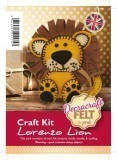 Felt Craft Kit - Lion