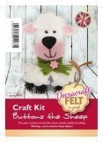 Felt Craft Kit - Sean Sheep