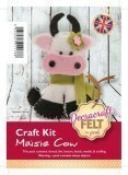 Felt Craft Kit - Carley Cow