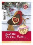 Felt Craft Kit - Robin