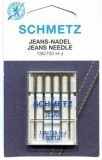 Schmetz Jeans Needle Size 80/12  - Pack 5