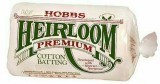 Hobbs Heirloom Premium 80/20 Cotton/Poly Wadding 45 x 60in (Crib)