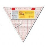 Sew Easy Ruler - 60 Degree Triangle - 8 x 9.25in