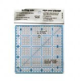 "Lesummit Quilting Ruler 4.5"" x 4.5"""