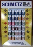 Needle by Schmetz Germany 30 different Packets and sizes