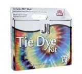 Jacquard - Ultimate Tie Dye Kit With DVD