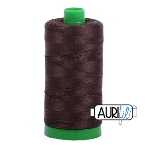 Colour 1130 Aurifil Cotton Mako 40 1000m Cop - Bark