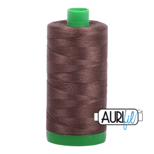 Colour 1140 Aurifil Cotton Mako 40 1000m Cop - Cypress
