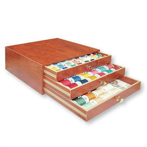 Madeira Treasure Chest Lana / Cotona - Teak