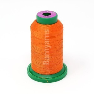 Isacord Colour 1300 1000m - Rich Orange Tangerine