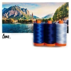 Aurifil Color Builder -COMO