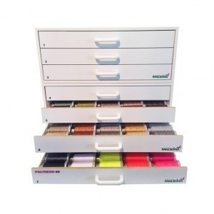 PolyNeon 40 7 Drawer Full Range Box Set