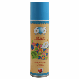 Odif - 606 - Temporary/Permanent Fabric adhesive