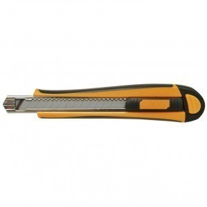 FiskarUtility Knife: Professional Heavy Duty: 9mm