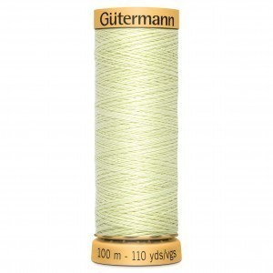 Col.0128 Gutermann Cotton 100m Pale Green