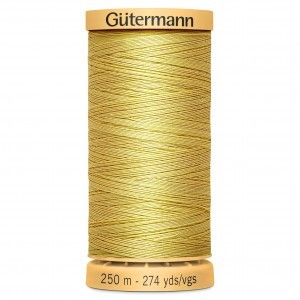Col.0758 Gutermann Cotton 250m Dandilion Yellow