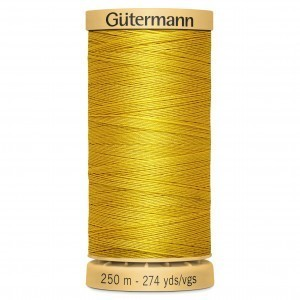 Col.0688 Gutermann Cotton 250m Happy Yellow