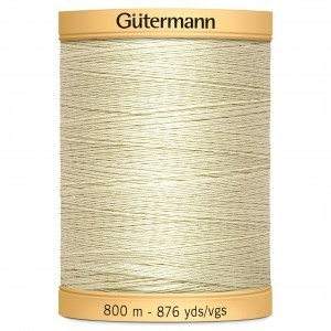 Col.0829 Gutermann Cotton 800m Sunshine Sky