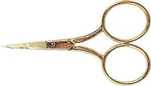 SCIS - Gold Work - Precision Embroidery Scissors - Gold