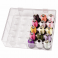 Thread Storage Box Empty - Holds up to 30 Mini Cones