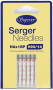 Superior Organ HAx1SP #90/14 Overlock / Serger Needles (Chrome)
